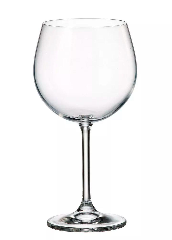 Taça Bohemia Cristal - 570 ml (4 unidades)