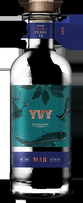 Gin Yvy Mar - 750 ml