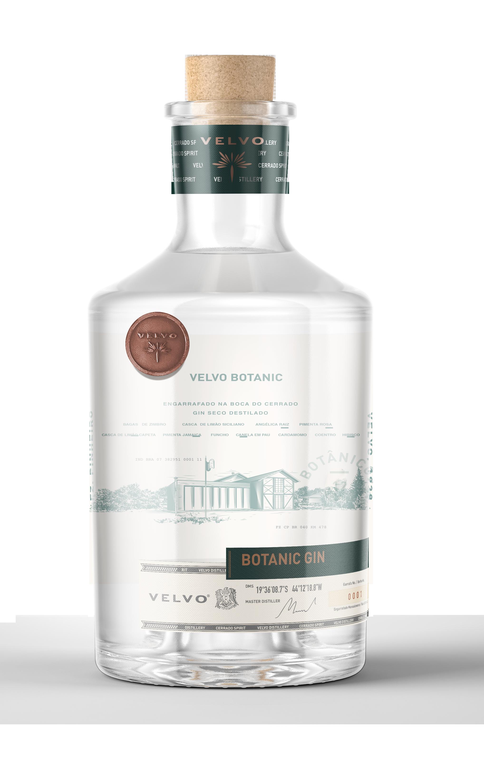 Gin Velvo - 700 ml