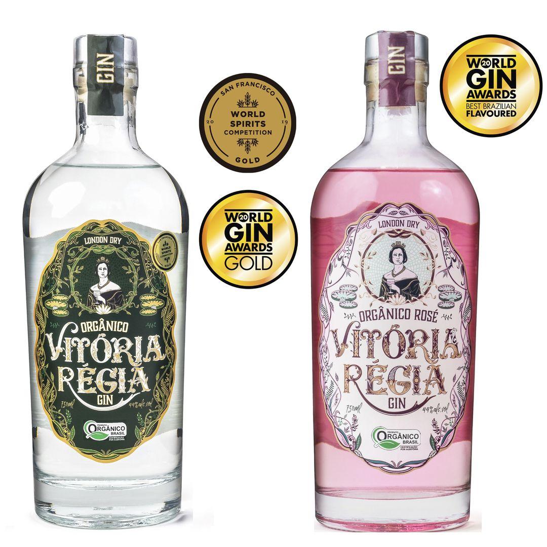 Pack Promocional Vitória Régia Tradicional + Rose