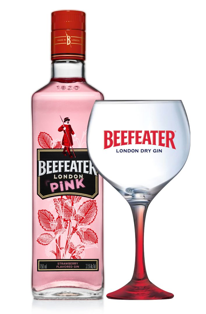 Gin Beefeater Pink - 750 ml