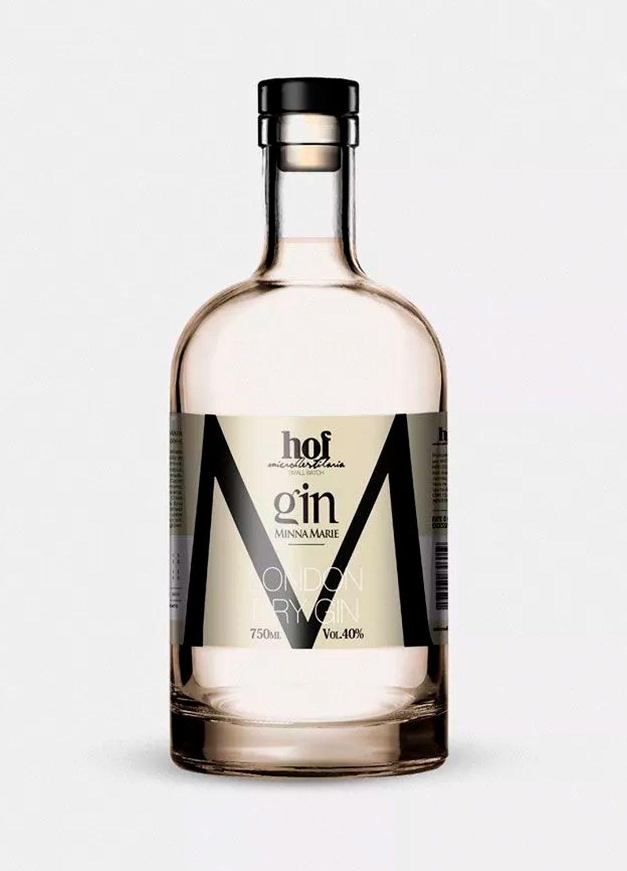 Gin Minna Marie - Carvalho Americano - 700 ml