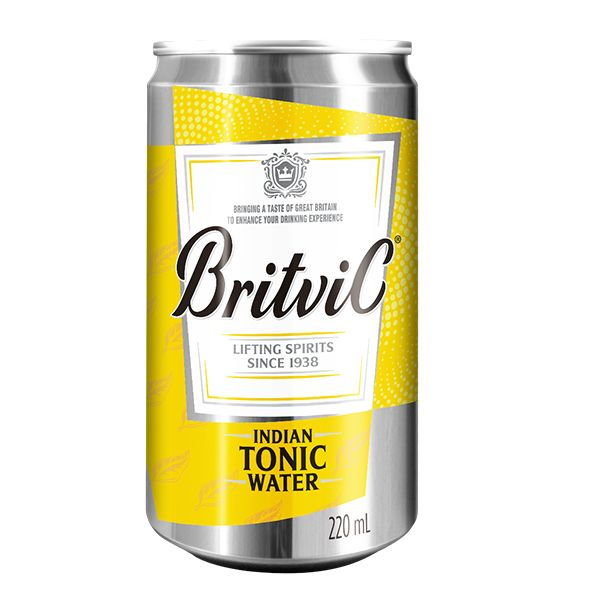 Água Tônica Britvic - Indian - 220 ml