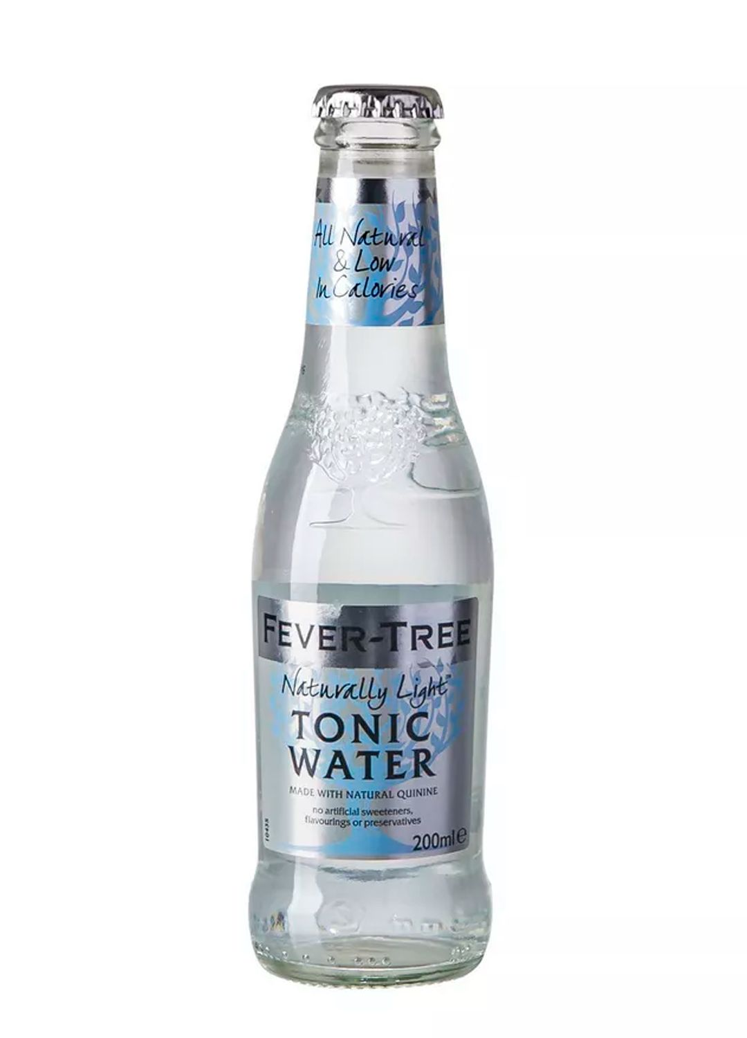 Água Tônica Fever Tree - Light - 200 ml