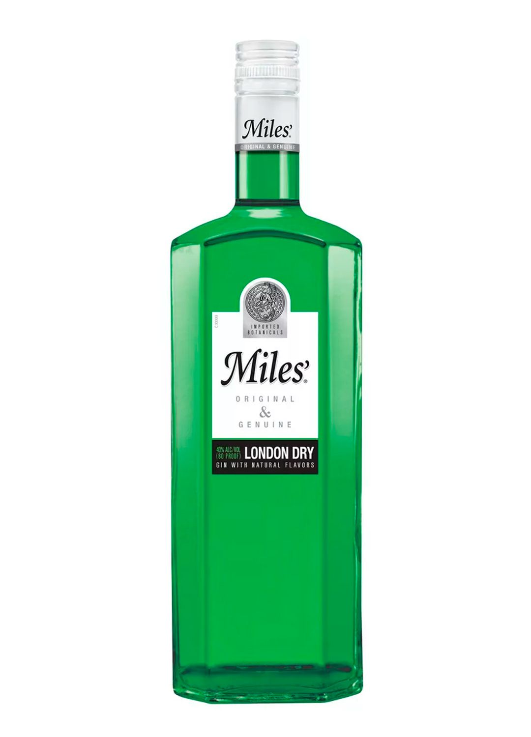 Gin Miles London Dry - 750 ml