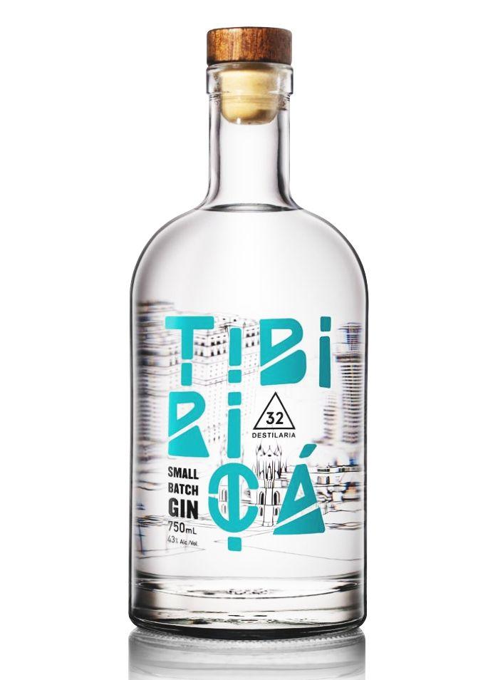 Gin Tibiriça - 750 ml