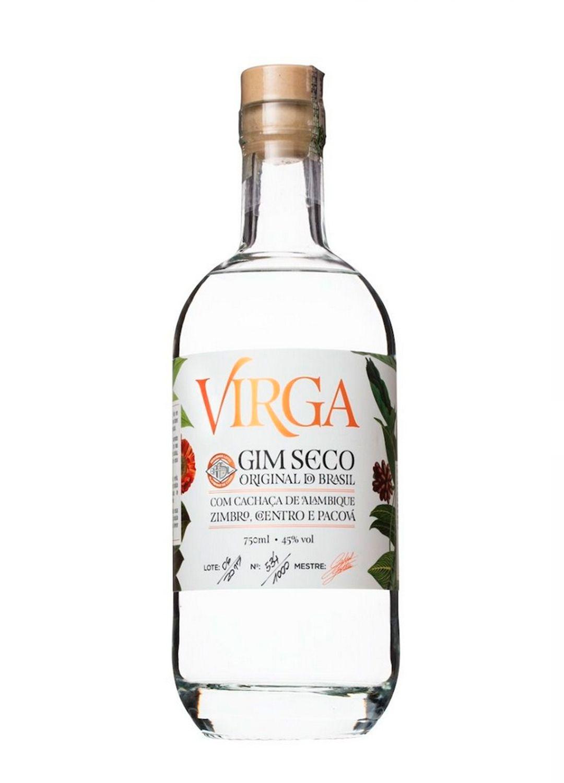 Gin Virga do Brasil - 750 ml