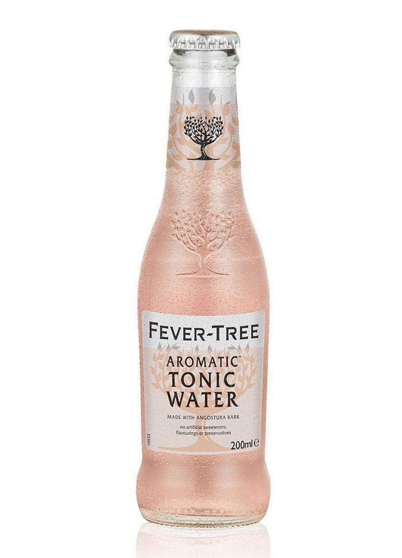 Água Tônica Fever Tree - Aromatic - 200 ml