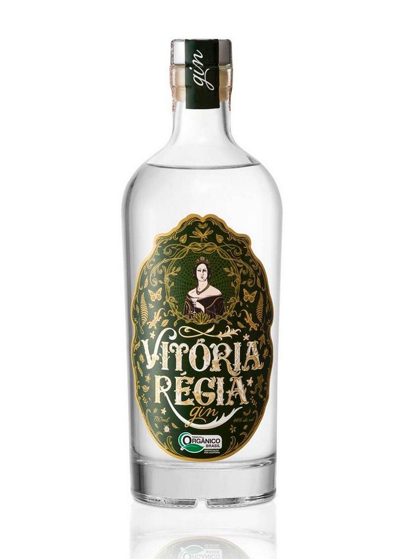 GIN VITORIA REGIA - 750 ML