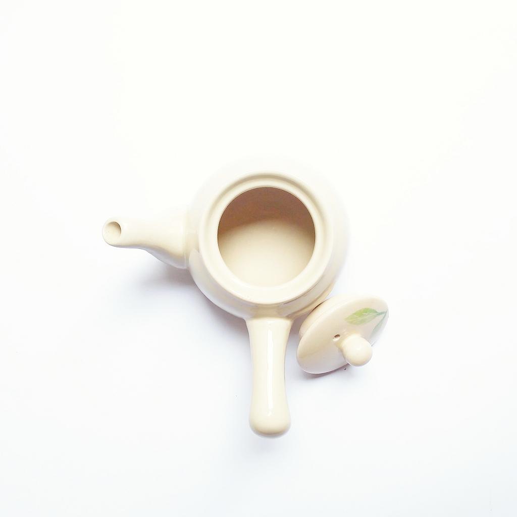 Bule de Chá Kyusu de Cerâmica 240ml