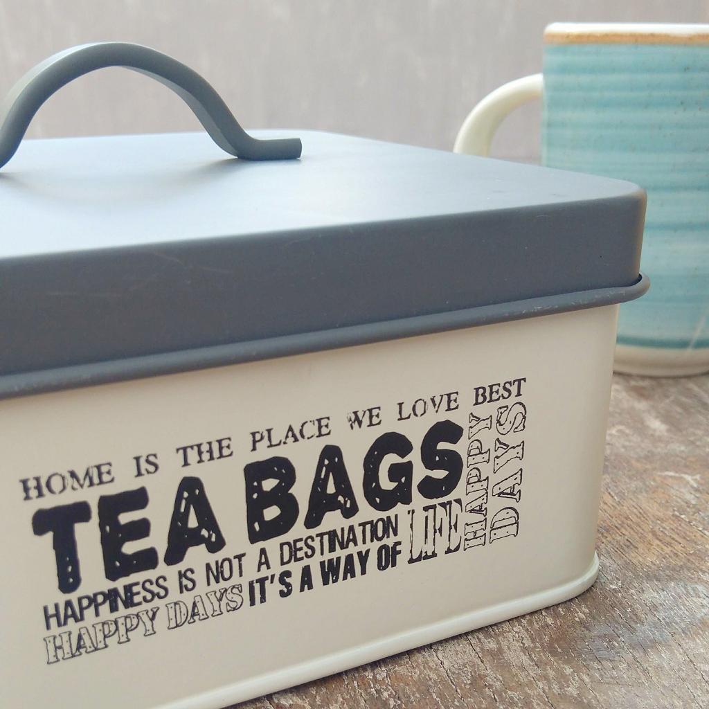 Porta Chá Tea Time