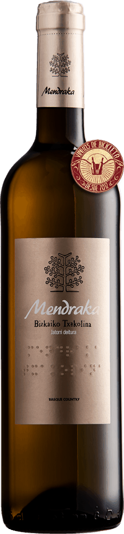Mendraka Bizkaiko Txakolina