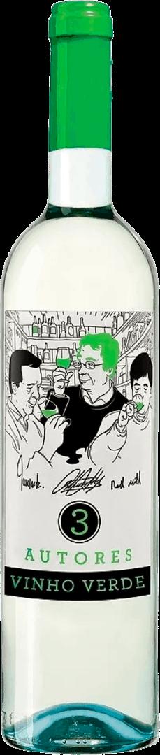 3 Autores Vinho Verde