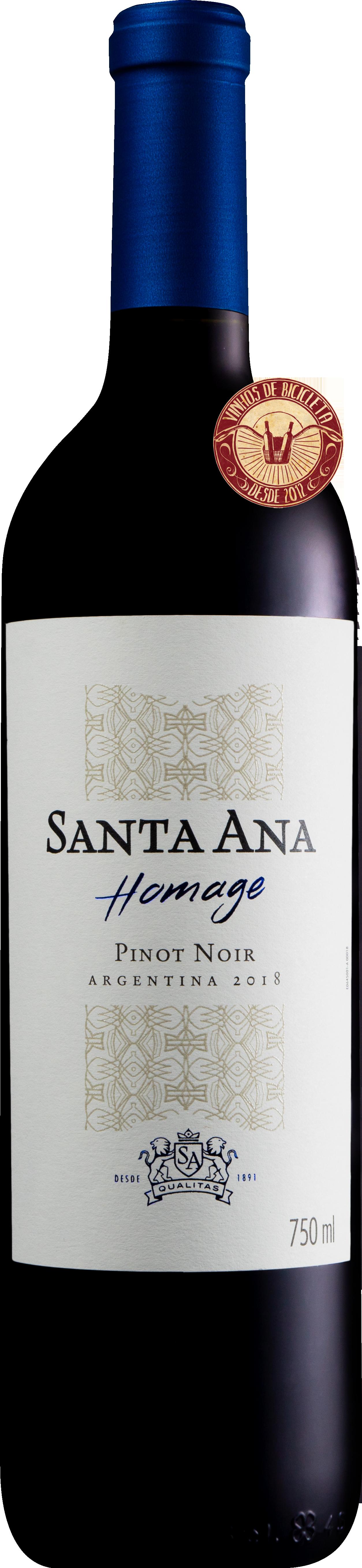 Santa Ana Homage Pinot Noir