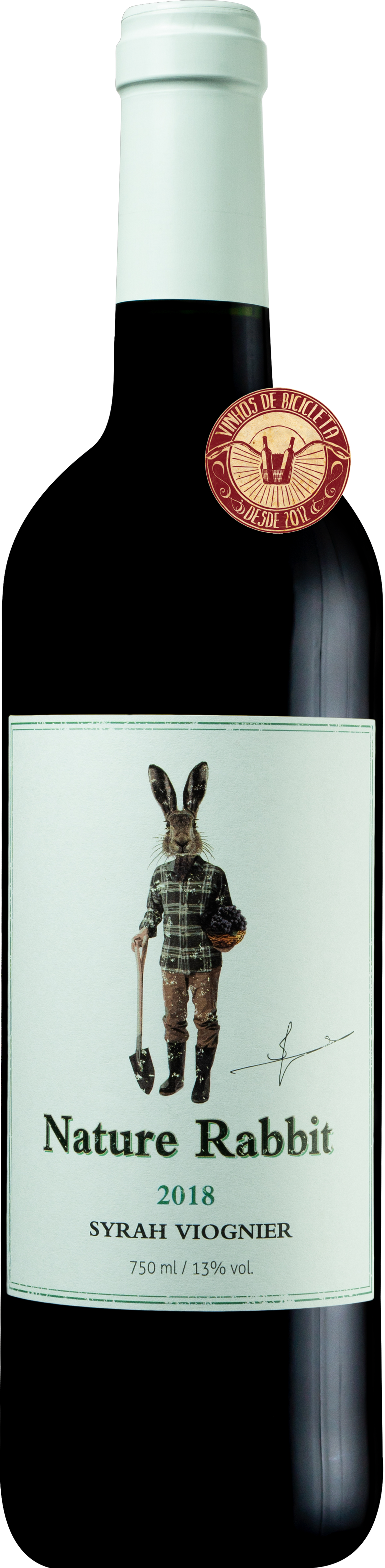 Nature Rabbit Syrah & Viognier