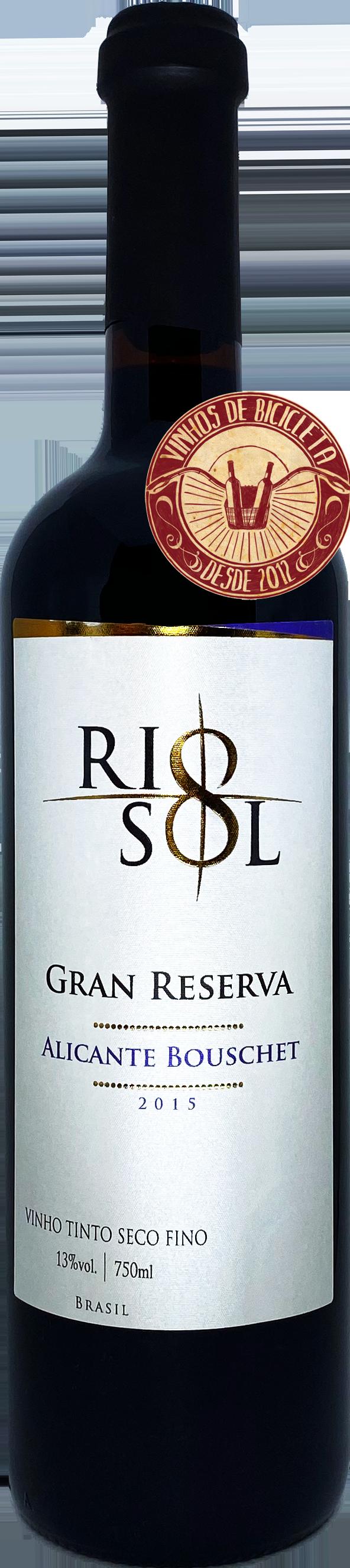 Rio Sol Gran Reserva Alicante Bouschet