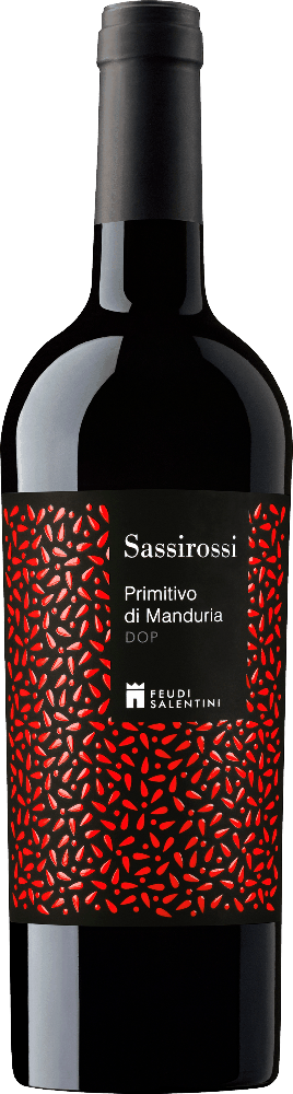 Sassirossi Primitivo di Manduria D.O.P.