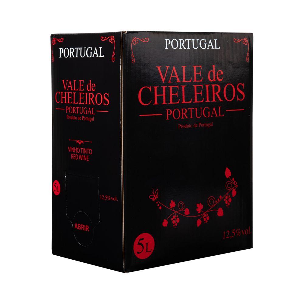 Bag in Box Vale de Cheleiros 5l