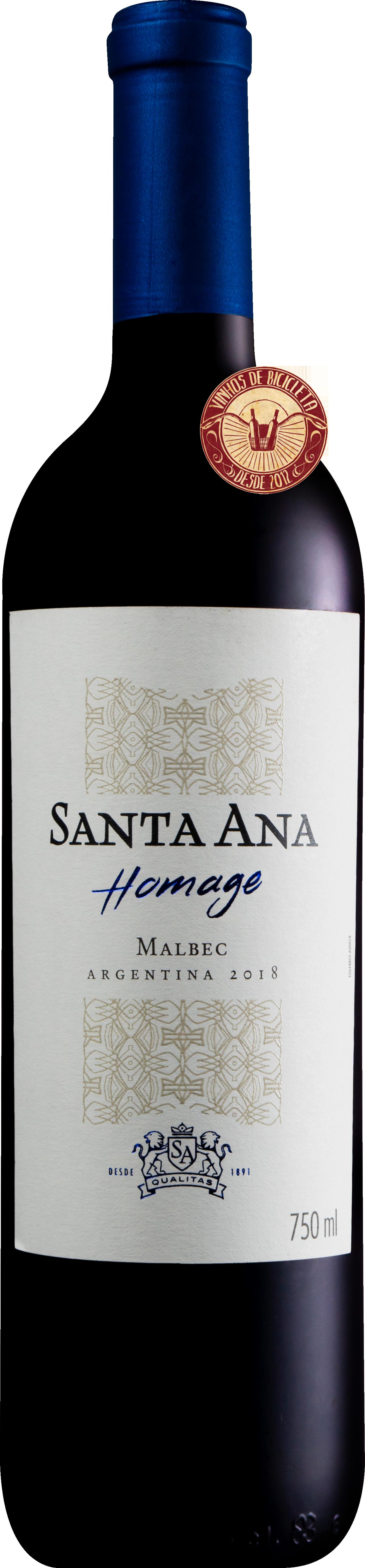 Santa Ana Homage Malbec
