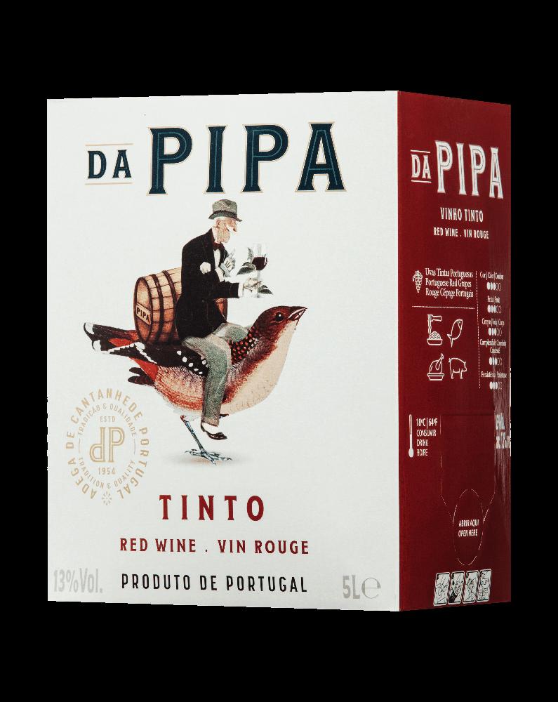 Bag in Box Da Pipa Tinto 5l
