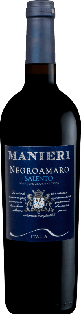 Manieri Negroamaro I.G.T. Salento