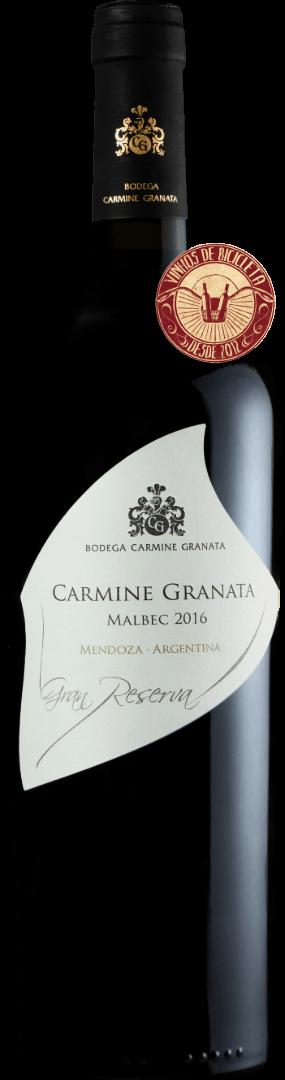 Carmine Granata Gran Reserva Malbec