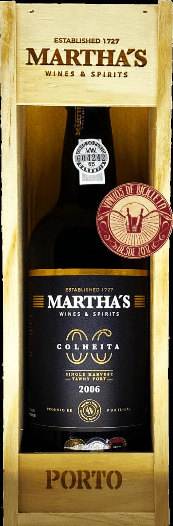 Martha's Porto Colheita 2006