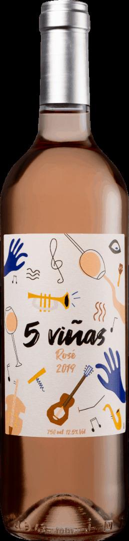 Cinco Viñas Tempranillo Rosé