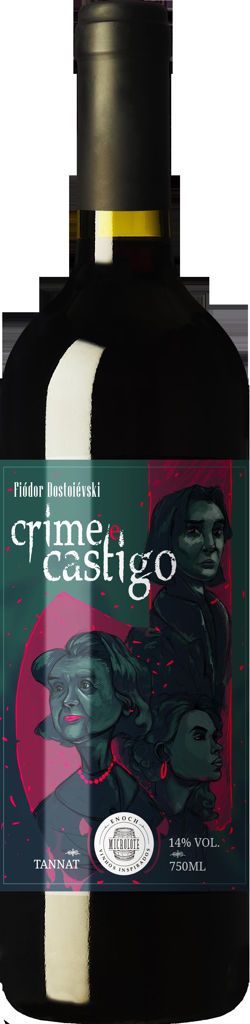 Crime & Castigo • Tannat