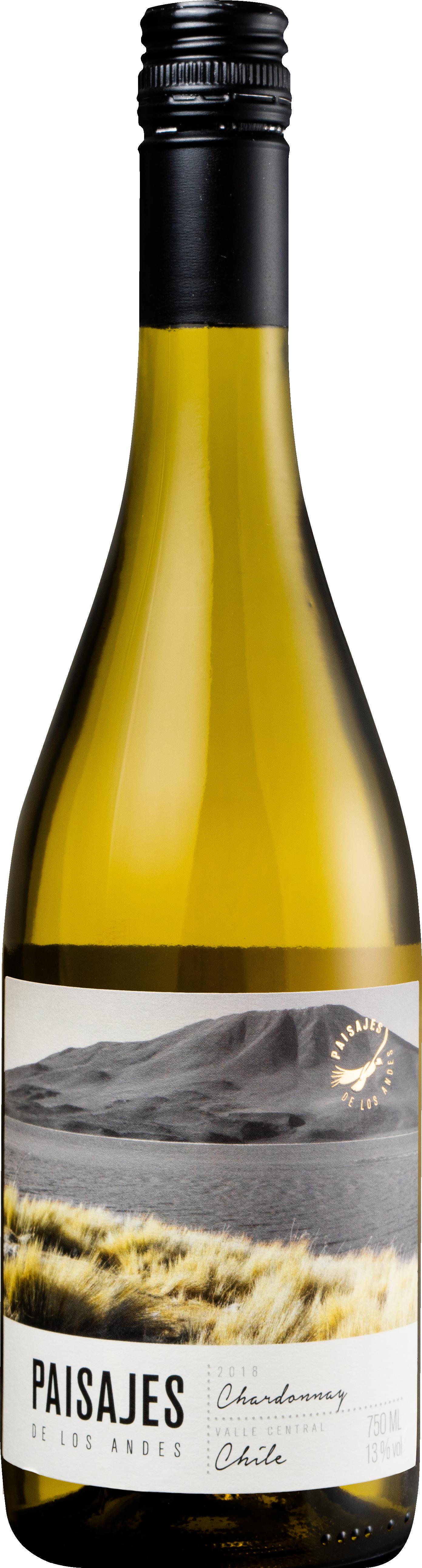 Paisajes de los Andes Classic Chardonnay
