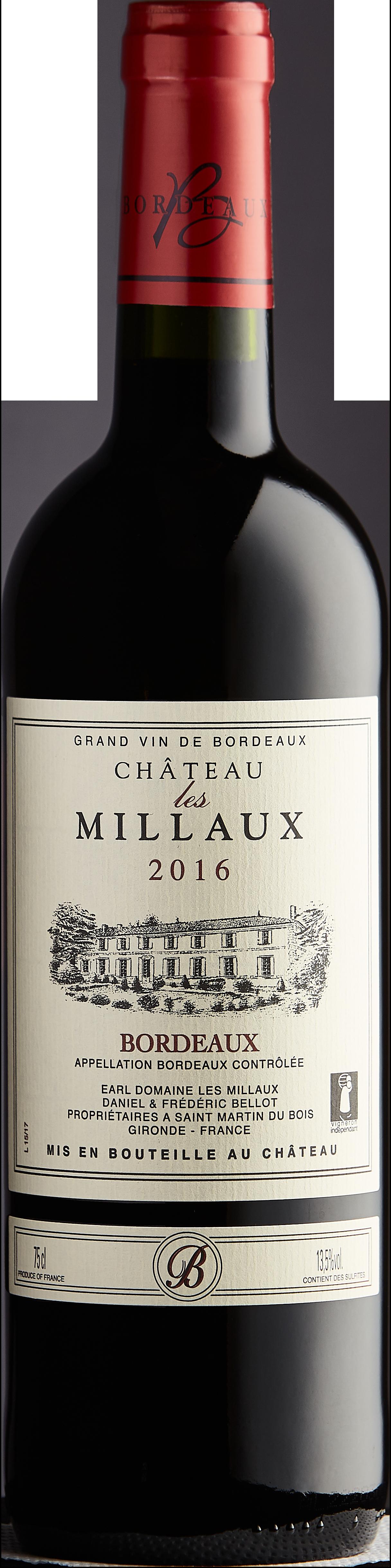 Château les Millaux Bordeaux