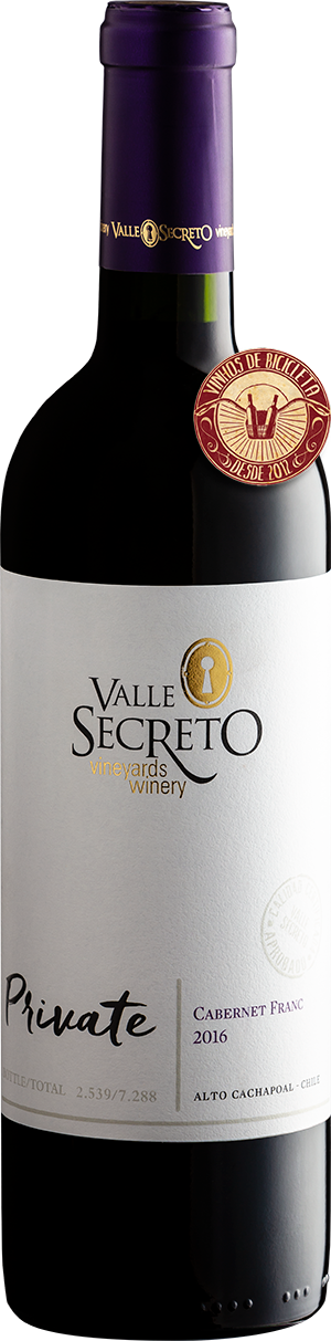 Valle Secreto Private Cabernet Franc