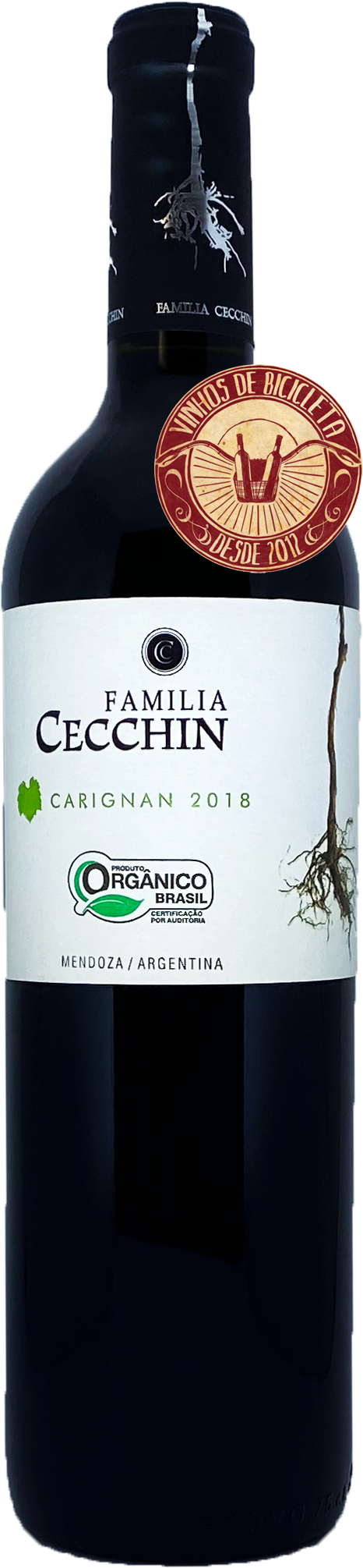 Família Cecchin Carignan (Orgânico)