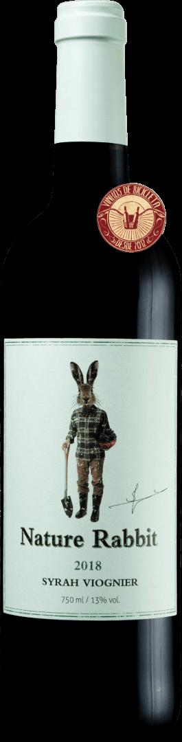 Nature Rabbit Syrah & Viognier