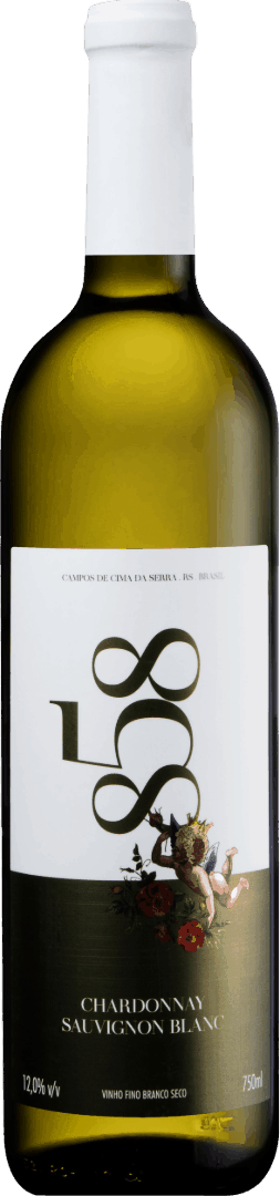 858 Chardonnay Sauvignon Blanc