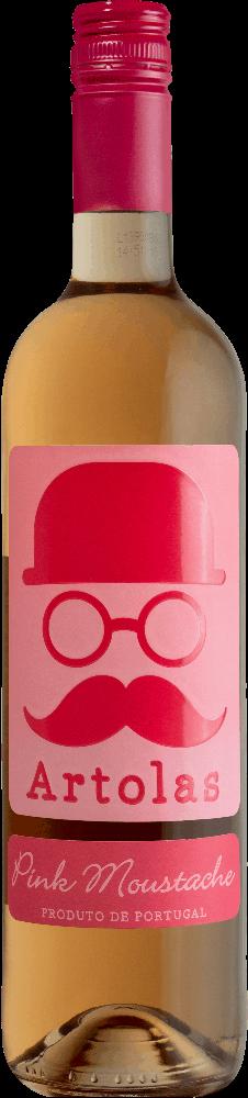 Artolas Pink Moustache