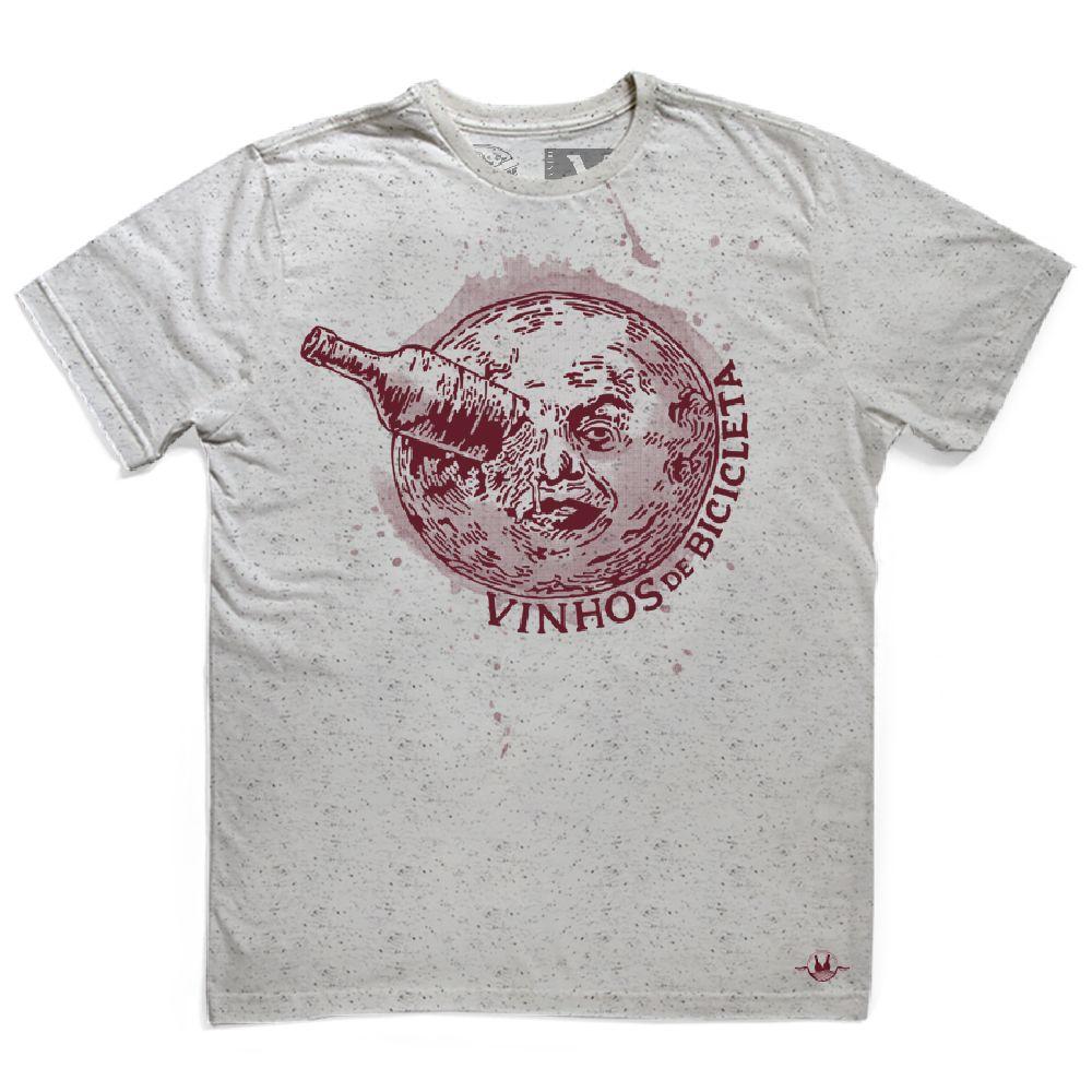 """Camiseta """"Wine to the Moon"""""""