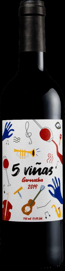 Cinco Viñas Garnacha